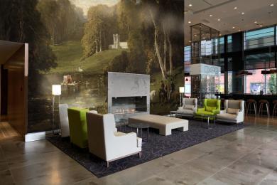 rea qatar rmn lobby hotel